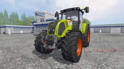 CLAAS Axion 850 для Farming Simulator 2015