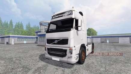 Volvo FH16 Mk.II v1.1 для Farming Simulator 2015