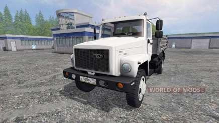ГАЗ-35071 v2.0 для Farming Simulator 2015