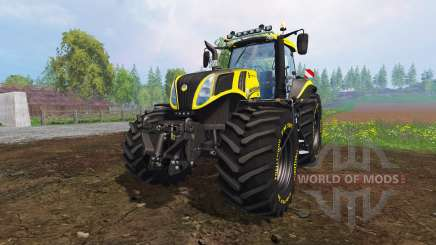 New Holland T8.420 v1.1 для Farming Simulator 2015