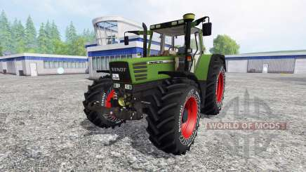Fendt Favorit 515C v0.9 для Farming Simulator 2015