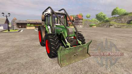 Fendt 209 [forest] для Farming Simulator 2013
