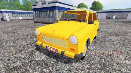 Trabant 601 S v0.9 для Farming Simulator 2015