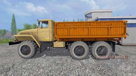 Урал-5557 для Farming Simulator 2015