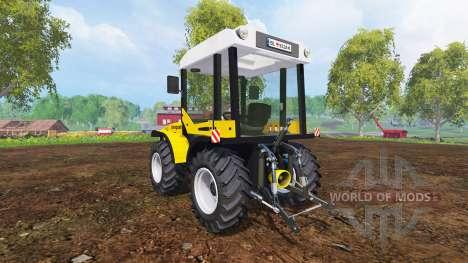 Pasquali Orion 8.95 для Farming Simulator 2015