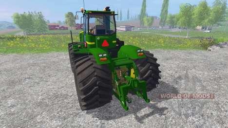 John Deere 9630 v4.0 для Farming Simulator 2015