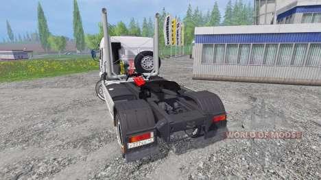 КамАЗ-5460 [тюнинг] для Farming Simulator 2015