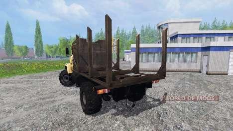 КрАЗ-5131 для Farming Simulator 2015