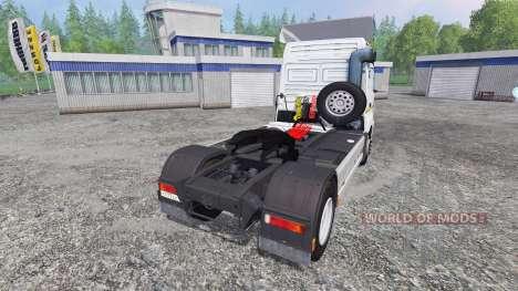 КамАЗ-5490 для Farming Simulator 2015