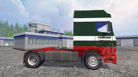 DAF XF95 [Hoehlschen] для Farming Simulator 2015