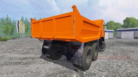 КамАЗ-55111 1996 для Farming Simulator 2015