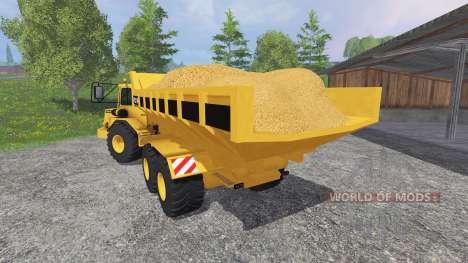 Volvo BM A25 для Farming Simulator 2015