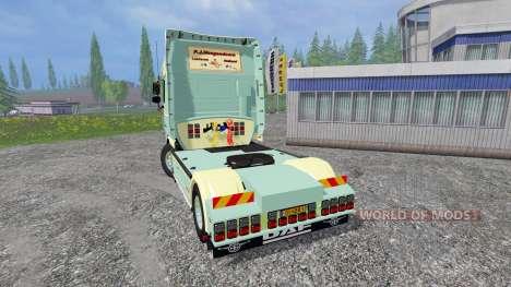 DAF XF105 v1.0 для Farming Simulator 2015