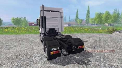 Iveco Stralis 600 для Farming Simulator 2015