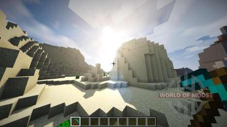KUDA-Shaders v5.0.6 High для Minecraft