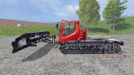 PistenBully 400 для Farming Simulator 2015