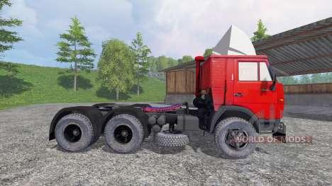 КамАЗ-5410 v1.2 для Farming Simulator 2015
