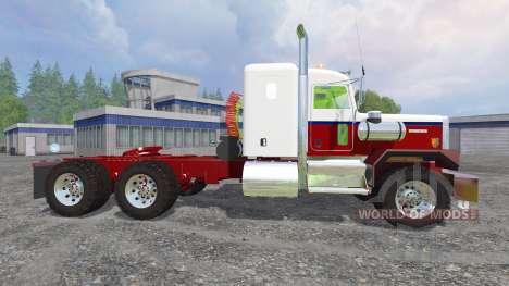 Kenworth C500M для Farming Simulator 2015