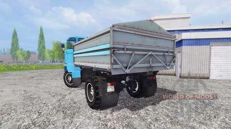 IFA W50L [grain structure] для Farming Simulator 2015