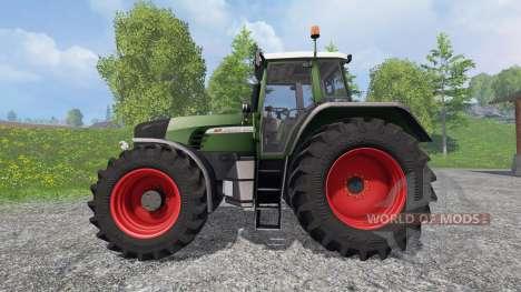Fendt 930 Vario TMS v1.0 для Farming Simulator 2015