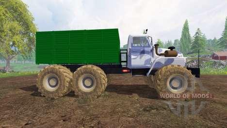 Урал-4320 [большие колёса] для Farming Simulator 2015