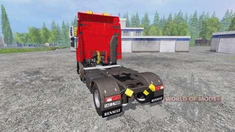 Renault Premium 450 для Farming Simulator 2015