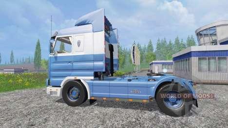 Scania 143M для Farming Simulator 2015