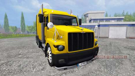 ГАЗ Титан v1.8 для Farming Simulator 2015