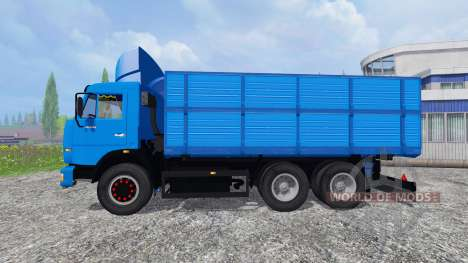 КамАЗ-45143 [НефАЗ 8560] для Farming Simulator 2015
