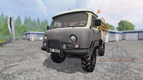 УАЗ-3303 для Farming Simulator 2015