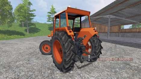 Fiat 850 для Farming Simulator 2015