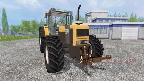 Renault 155.54 Turbo для Farming Simulator 2015