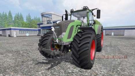 Fendt 936 Vario [Beta] для Farming Simulator 2015
