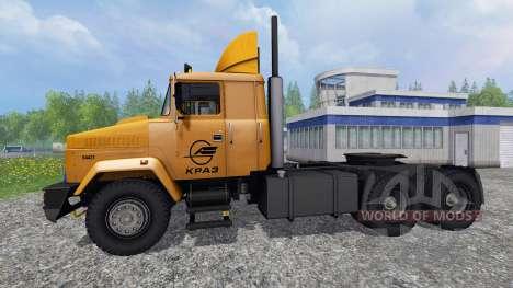 КрАЗ-64431 v2.0 для Farming Simulator 2015