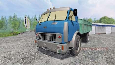МАЗ-500 v1.0 для Farming Simulator 2015