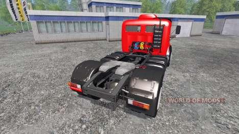 Mercedes-Benz 1519 для Farming Simulator 2015