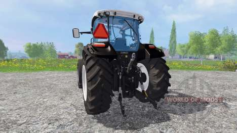 Steyr Multi 4115 [black] для Farming Simulator 2015