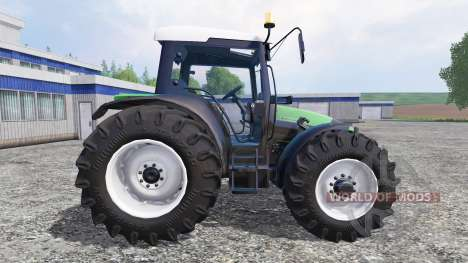 Deutz-Fahr Agrofarm 430 v1.3 для Farming Simulator 2015