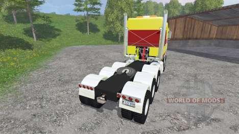 Kenworth K100 v1.1 для Farming Simulator 2015