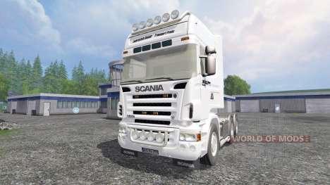 Scania R620 для Farming Simulator 2015