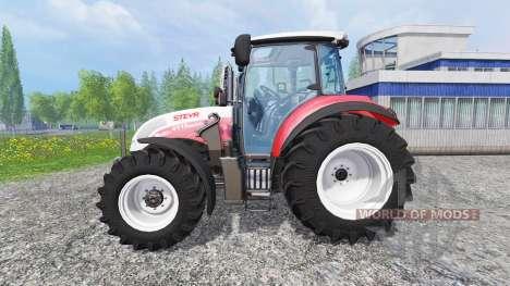 Steyr Multi 4115 для Farming Simulator 2015