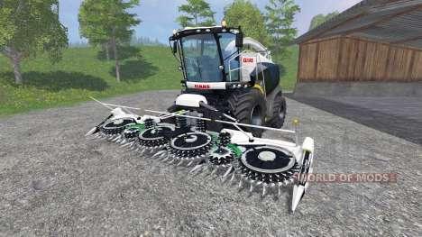 CLAAS Jaguar 870 для Farming Simulator 2015