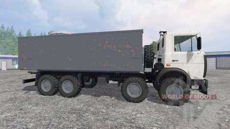 МАЗ-65151 для Farming Simulator 2015