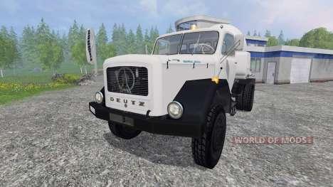 Magirus-Deutz 200D26 1964 [special] для Farming Simulator 2015