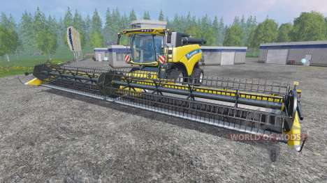 New Holland CR10.90 v2.0 для Farming Simulator 2015