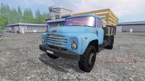 ЗиЛ-130 [силос] для Farming Simulator 2015
