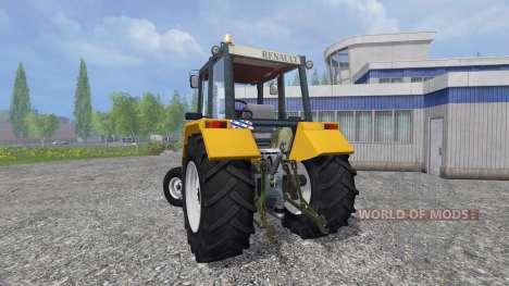 Renault 95.12 для Farming Simulator 2015
