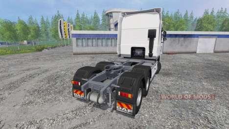 DAF XF105 v0.9 для Farming Simulator 2015