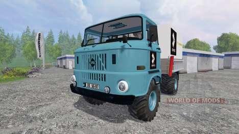 IFA W50 [service] для Farming Simulator 2015