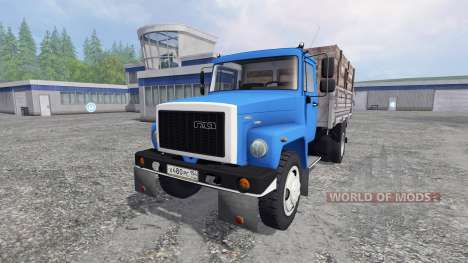 ГАЗ-35071 v1.0 для Farming Simulator 2015